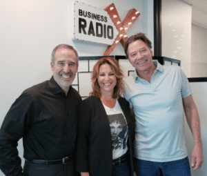 Alan Shares His Thoughts on Customer Experience on Business Radio X