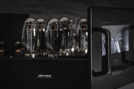 Audio Research Launches New Reference 160S Stereo Power Amplifier