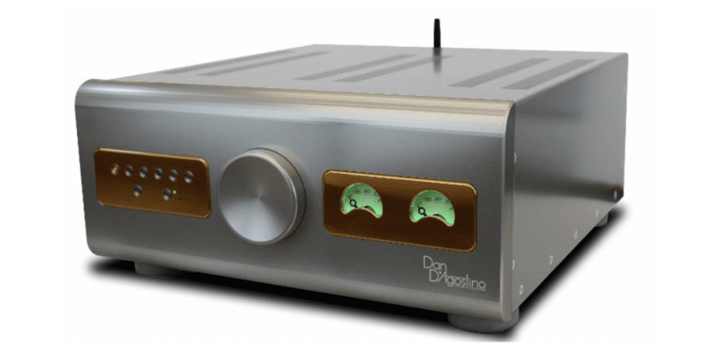 New D'Agostino Progression Integrated Amplifier