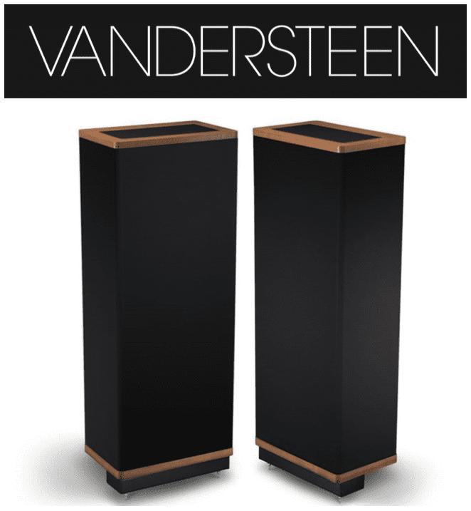 Vandersteen is Back and with a new Speaker Model