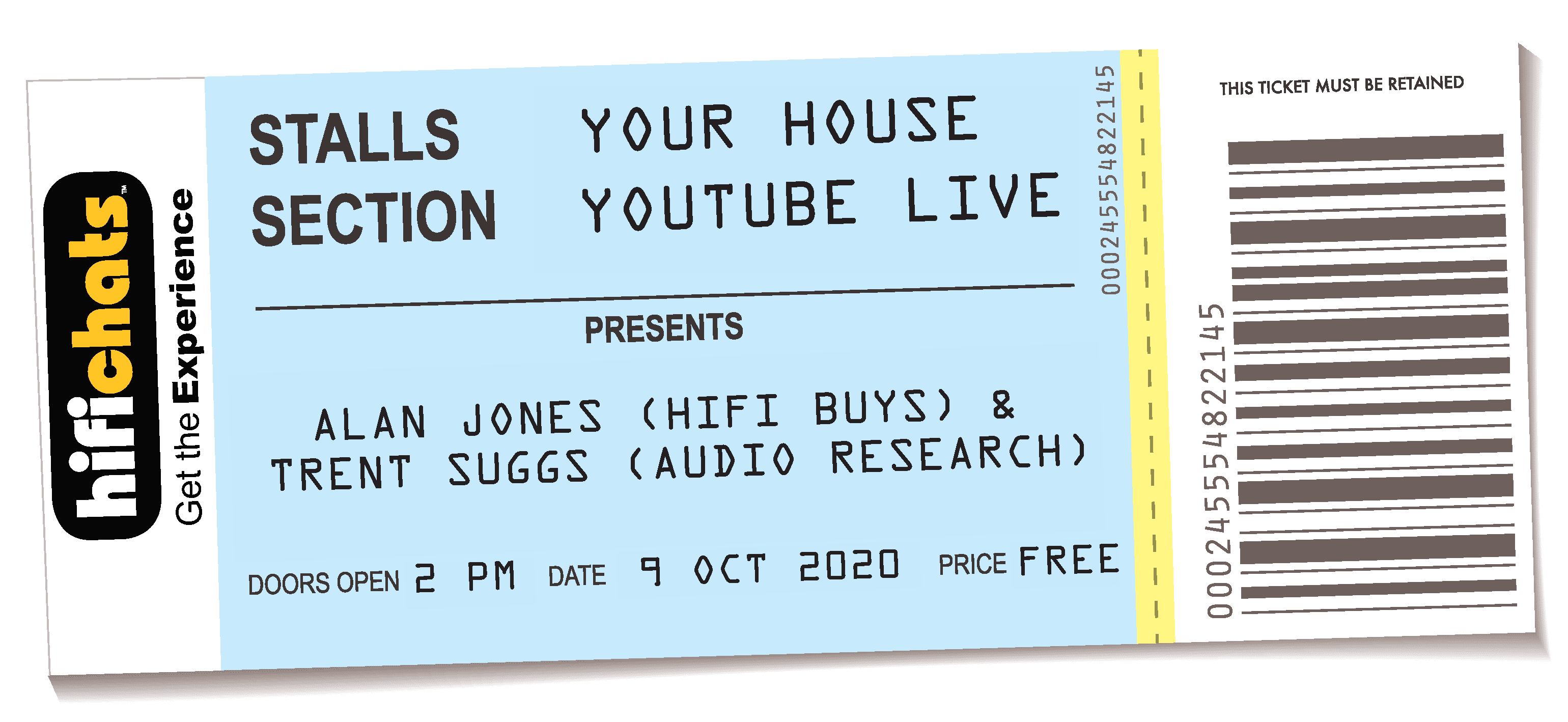 HFC Ticket Audio Research CROPPED