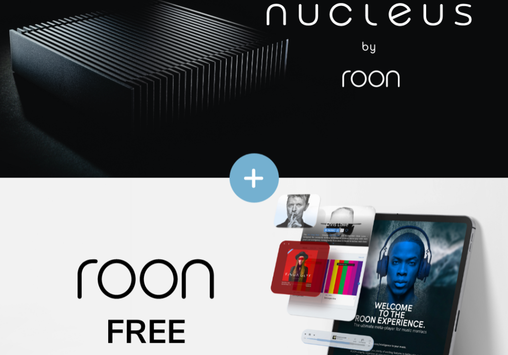 Roon Nucleus Promo LINKED PANEL - 1080X1080 (Instagram)